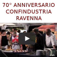 video 70 anniversario Confindustria Ravenna